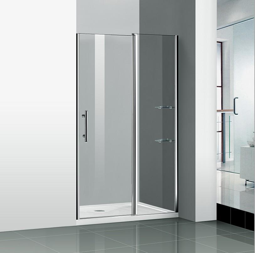 ... Duschkabine Duschabtrennung Dusche Schwingtür Ohne Duschtasse