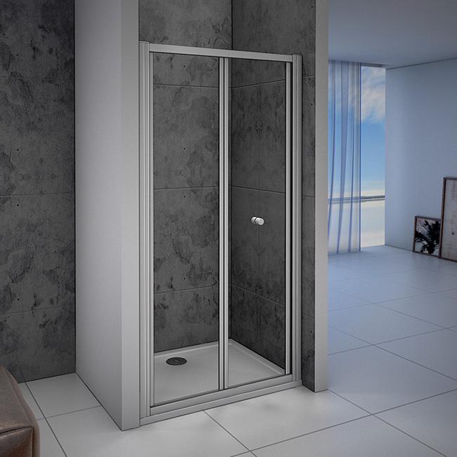 duschkabine duschabtrennung faltt r glass duschwand dusche 100x185cm ohne duschtasse br10m. Black Bedroom Furniture Sets. Home Design Ideas