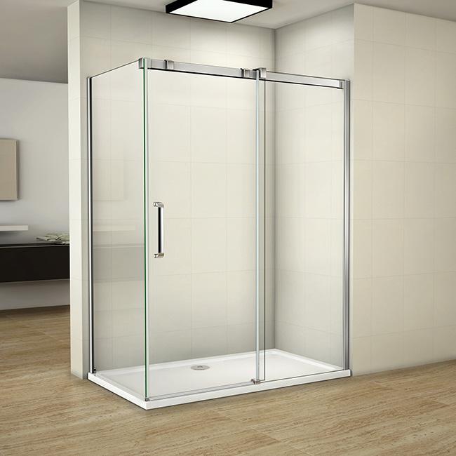 120x90x200cm duschkabine duschabtrennung 8mm easyclean. Black Bedroom Furniture Sets. Home Design Ideas