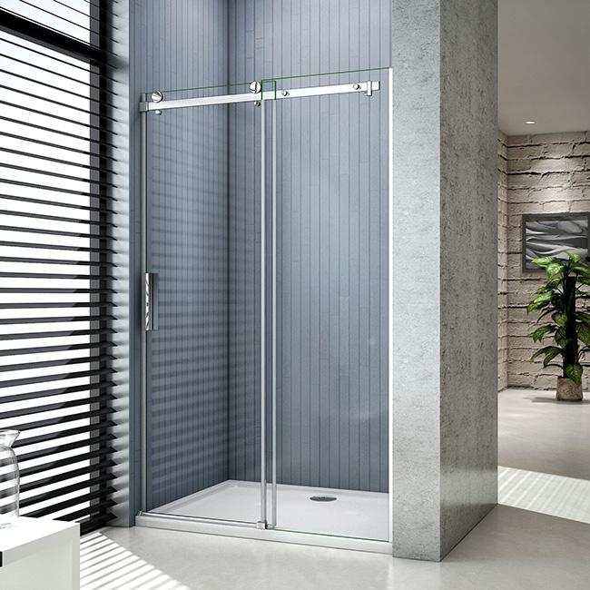 duschabtrennung schiebet r duschkabine duschwand dusche. Black Bedroom Furniture Sets. Home Design Ideas