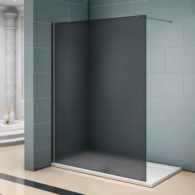 Glas Duschabtrennung.Walk In Duschtrennwand 8mm Nano Glas Duschabtrennung Duschkabine Duschwand 120x200cm